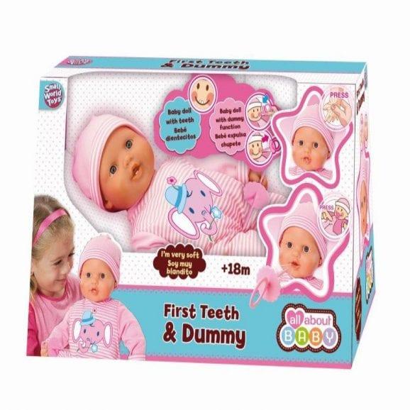בובה שן ראשונה