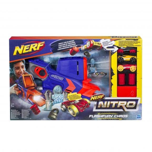 נרף רובה יורה מכוניות Nitro