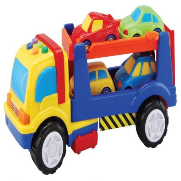 משאית הובלת מכוניות