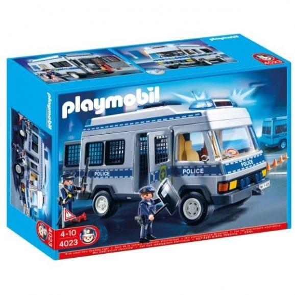 פליימוביל רכב זינזנה משטרה - 4023