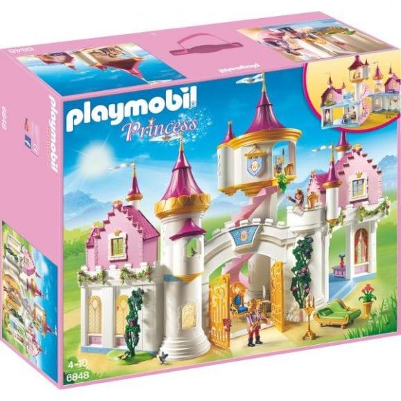 פליימוביל ארמון נסיכות ענק 6848