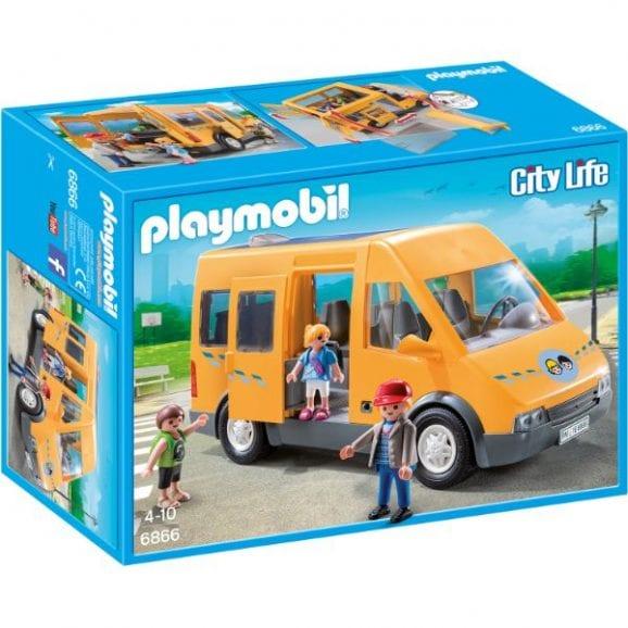 עודפים פליימוביל - אוטובוס הסעות לבית הספר - 6866