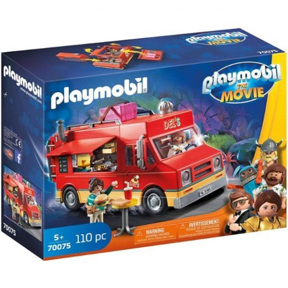 עודפים - פליימוביל הסרט - משאית האוכל של דל 70075