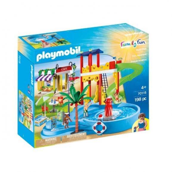 פליימוביל פארק מים סט ענק 70115