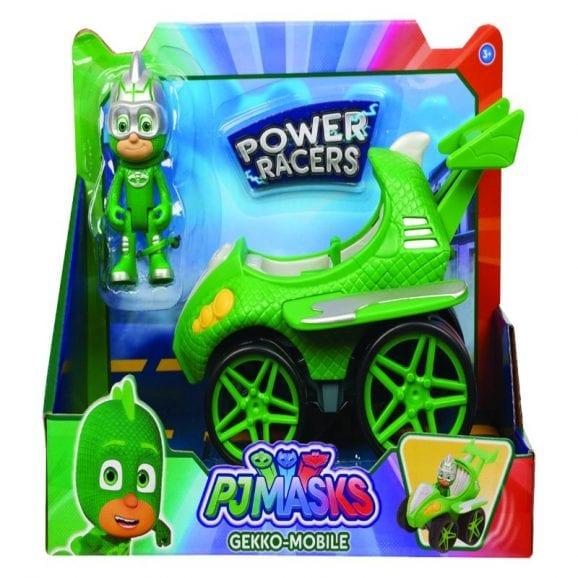 כוח פיג'יי רכב על כולל דמות גקו חדש