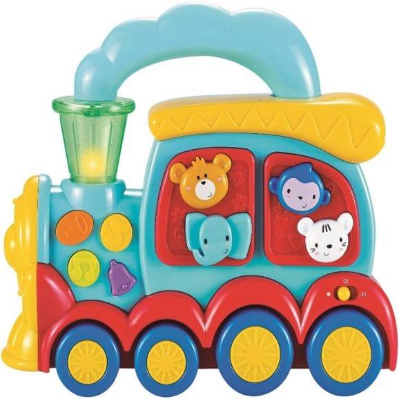 רכבת החיות - מוזיקלי