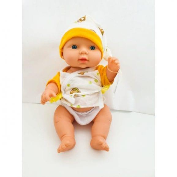 בובת ילדודס מדברת - תלבושת צהובה