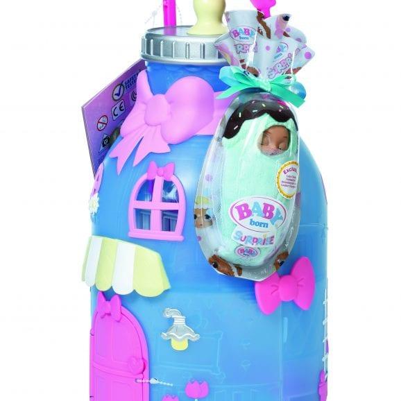 בייבי בורן - בית הבקבוק
