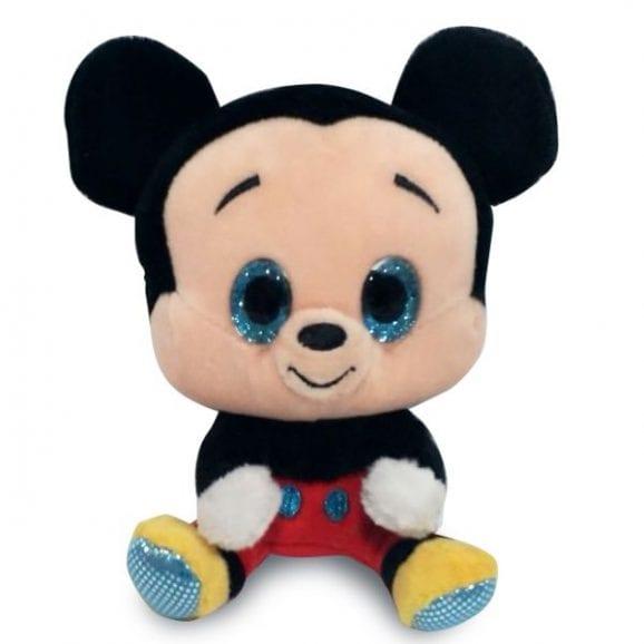 בובת מיקי מאוס עם עיניים גדולות