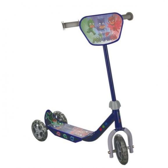 קורקינט 3 גלגלים כוח פיג'יי