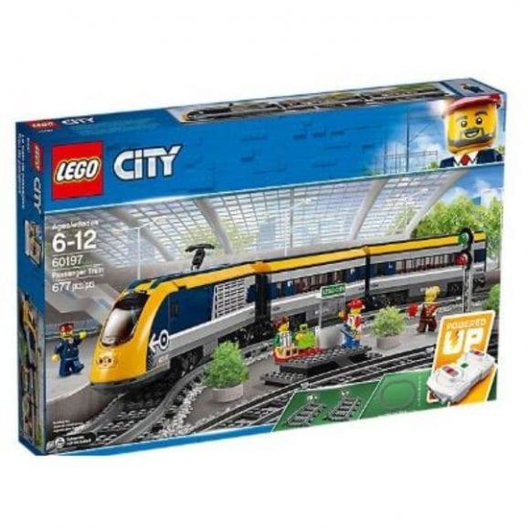 לגו - רכבת נוסעים 60197