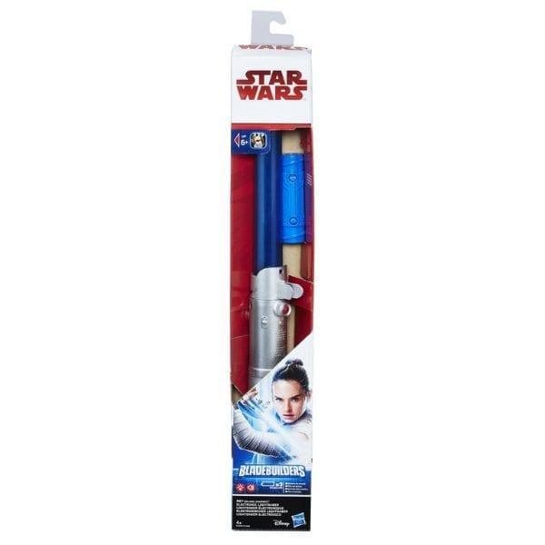סטאר וורס חרב אור אלקטרונית כחול