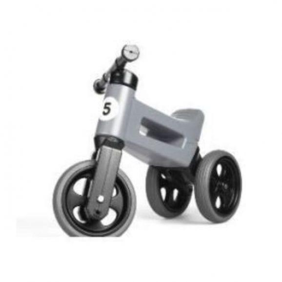 funny wheels צבע אפור