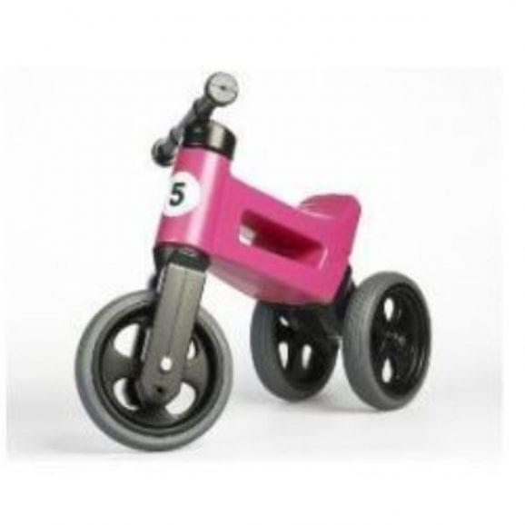 funny wheels צבע ורוד