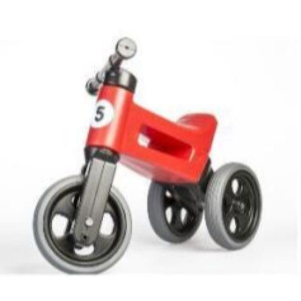 funny wheels צבע אדום