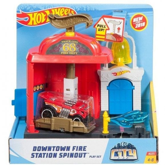 הוט ווילס תחנת כיבוי אש FRH28