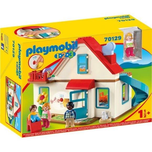 פליימוביל 1,2,3 בית משפחתי לגיל הרך  70129