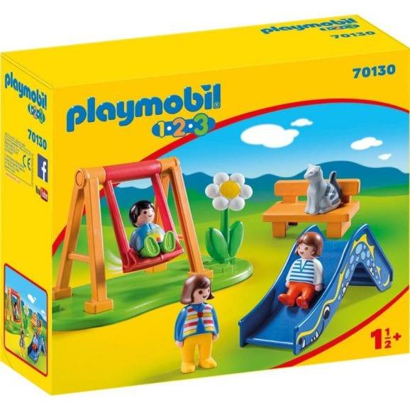 פליימוביל 1,2,3 גן שעשועים לגיל הרך 70130