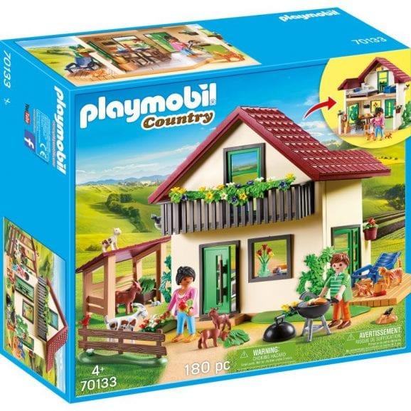 פליימוביל בית חווה מודרני 70133
