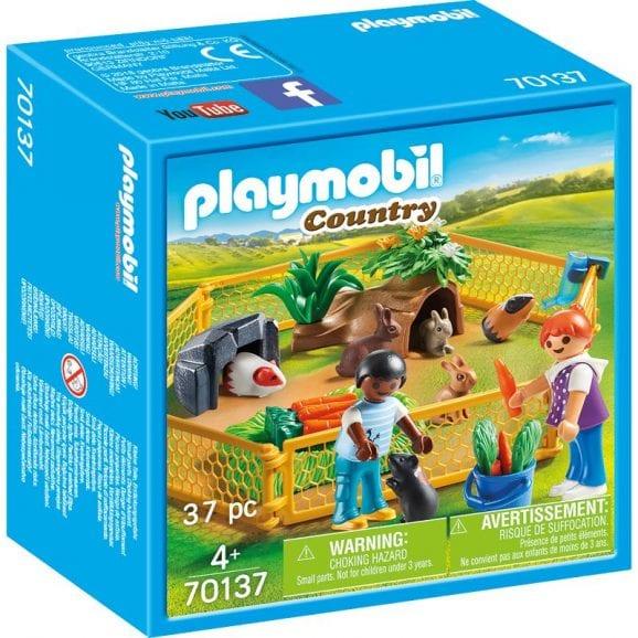 פליימוביל מכלאה חיות החווה 70137