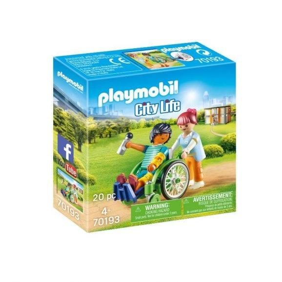 פליימוביל חולה על כסא גלגלים 70193