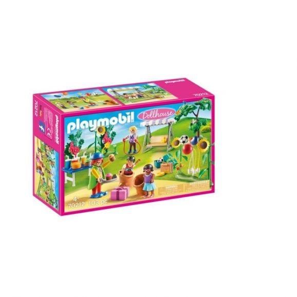 פליימוביל בית בובות: מסיבת יום הולדת בגן שעשועים P70212