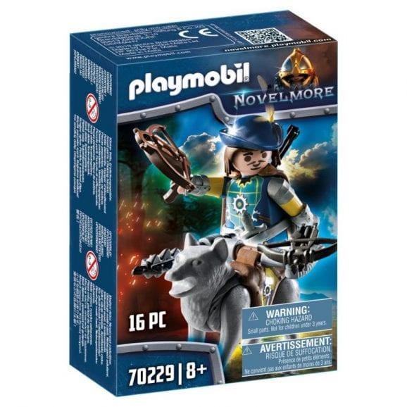 פליימוביל נובלמור: אביר חץ וקשת עם זאב - 70229