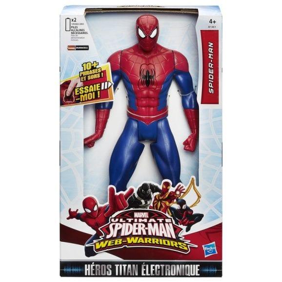 ספיידרמן - דמות ספיידרמן אינטראקטיבית
