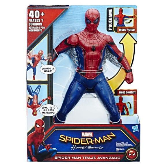 ספיידרמן - דמות ספיידרמן גדולה אינטיראקטיבית
