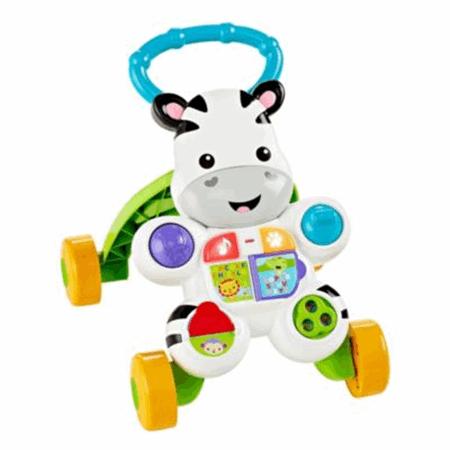 פישר פרייס הליכון לתינוקות פרה - DLD80