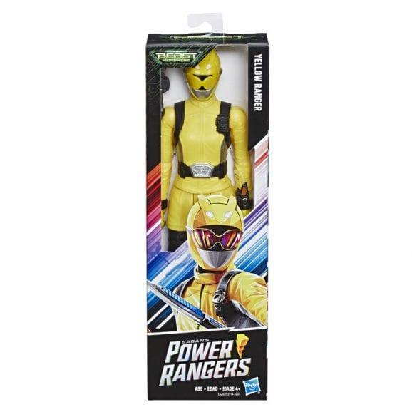 דמות פאוור ריינגר צהוב