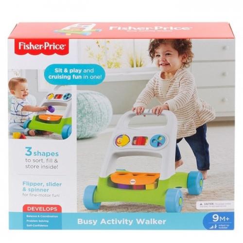 פישר פרייס הליכון לתינוקות - FYK65
