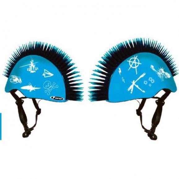 קסדת מוהיקן וייפר מקצועי - כחול