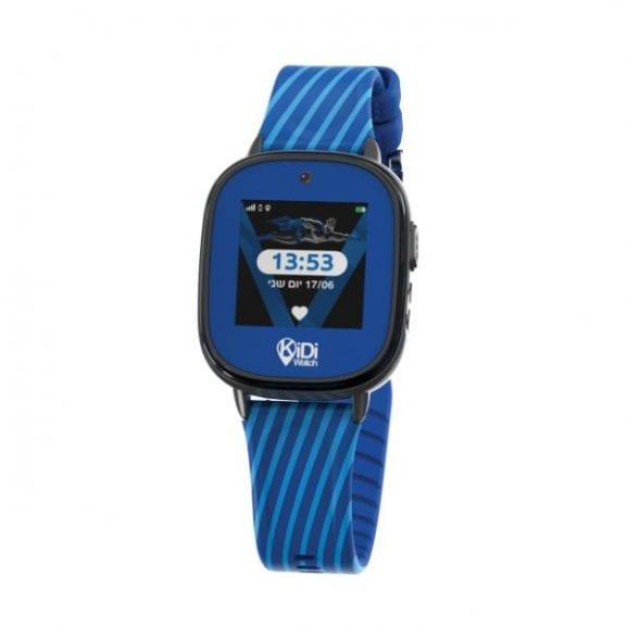 שעון חכם עמיד במים לילד - פרו 2 - כחול