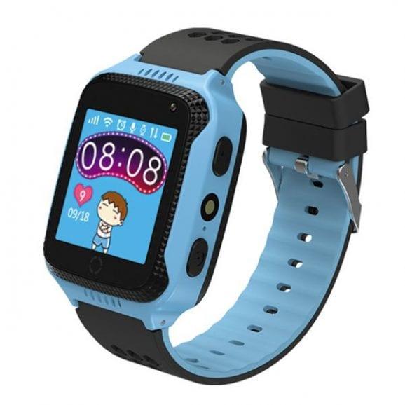 שעון חכם לילד לייט- תכלת - מסך מגע צבעוני + מצלמה