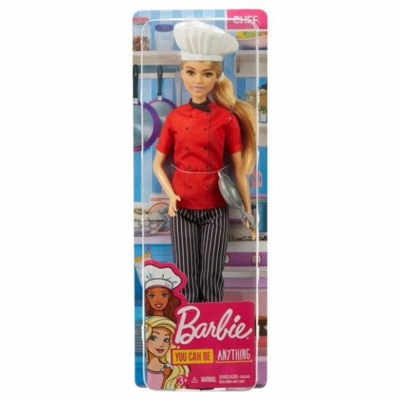 ברבי יכולה לעשות הכל - שף