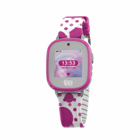 שעון חכם עמיד במים לילד - פרו 2 - ורוד