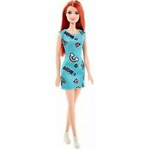ברבי שיק שמלה ירוקה - T7439