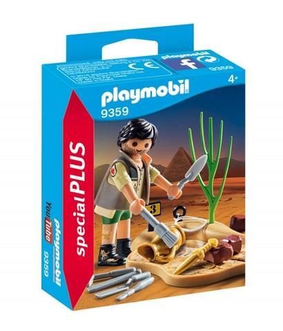 פליימוביל - דמות ארכיאולוג ואתר אריכואלוגיה 9359