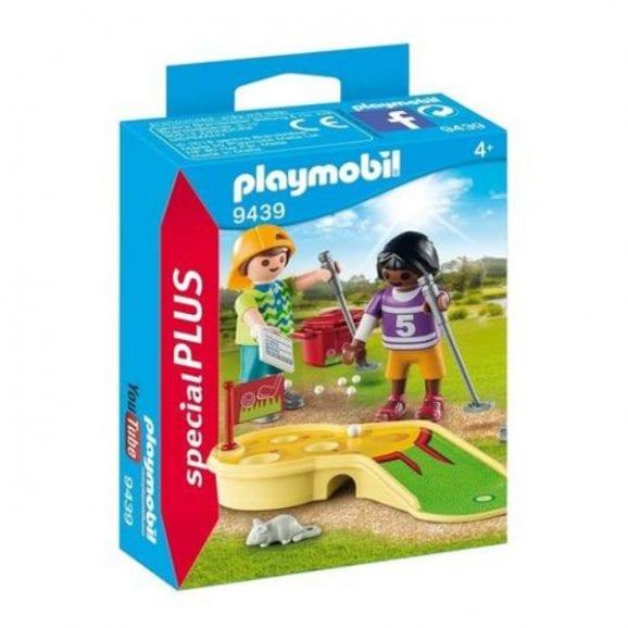 פליימוביל - שחקני גולף במשטח מיני גולף 9439