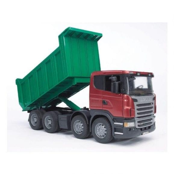 עודפים - משאית סקניה