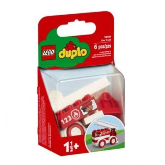 לגו דופלו - משאית כיבוי - 10917