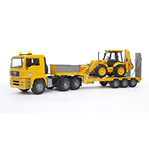 עודפים - משאית גורר MAN TAG - טרקטור כפול