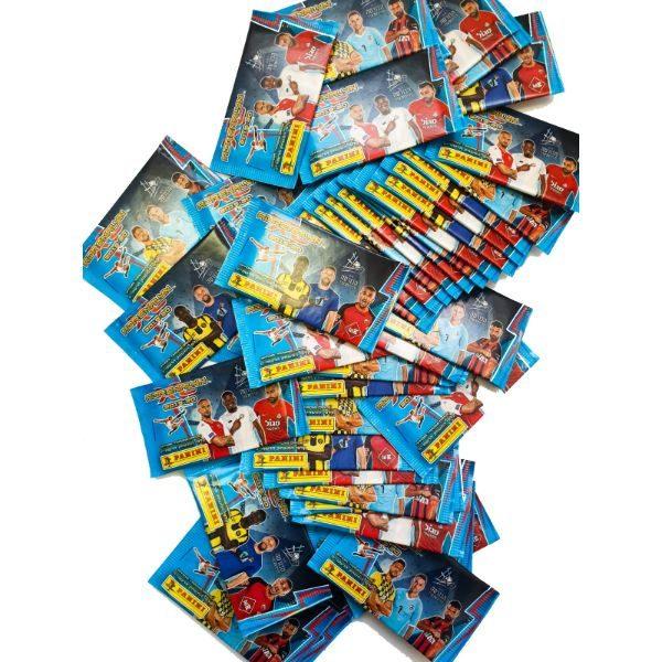 אדרנלין - מעטפת קלפי כדורגל - 50 מעטפות במגש