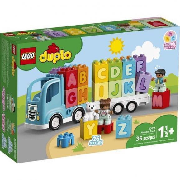 לגו דופלו - משאית ה-ABC הראשונה שלי - 10915
