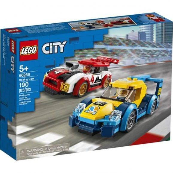 לגו סיטי - מכוניות מירוץ - 60256