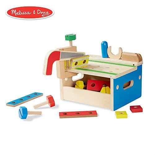 מליסה ודאג  ספסל כלים קטן