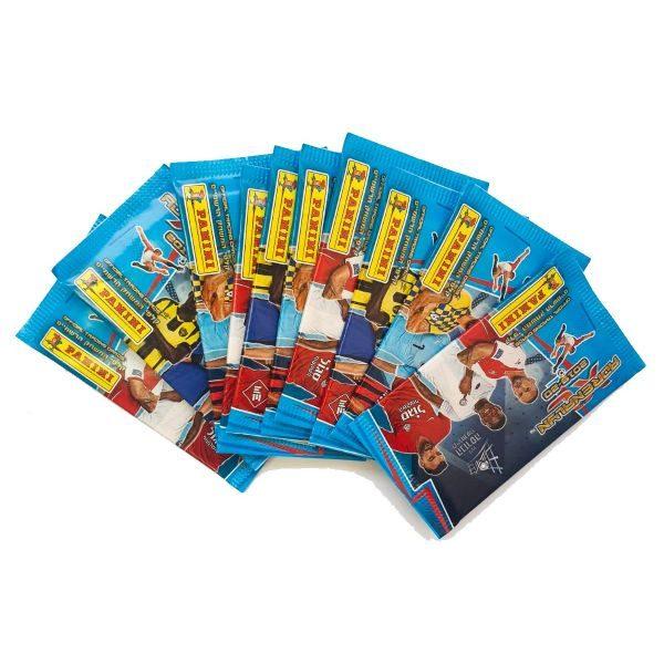 אדרנלין - מעטפת קלפי כדורגל -מארז 10 מעטפות