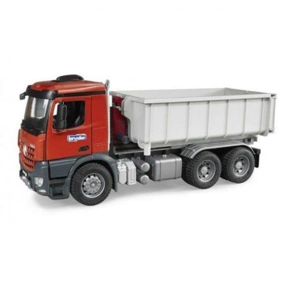 עודפים - משאית חול מרצדס + אמבטיה
