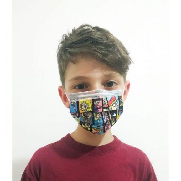 10 מסכות ממותגות - רעשנים
